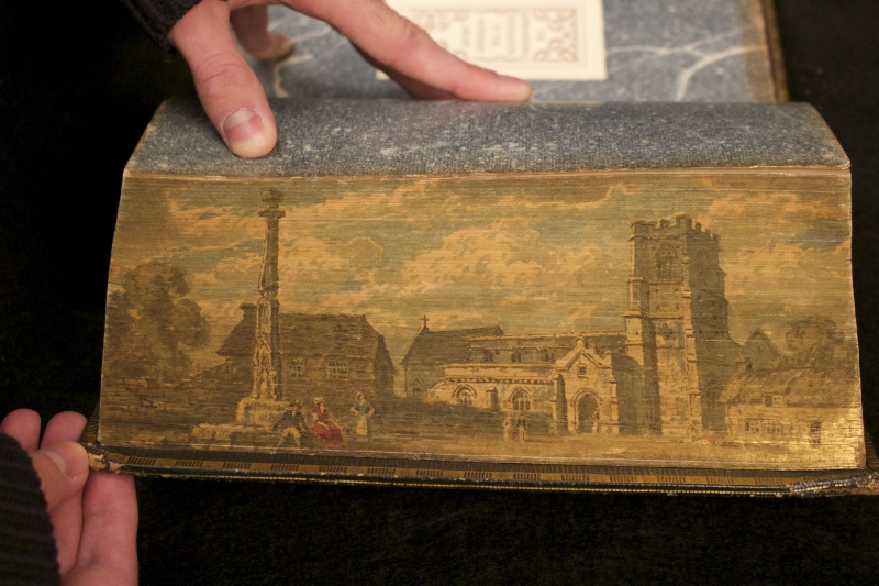the cutting (fore-)edge of art | newberry