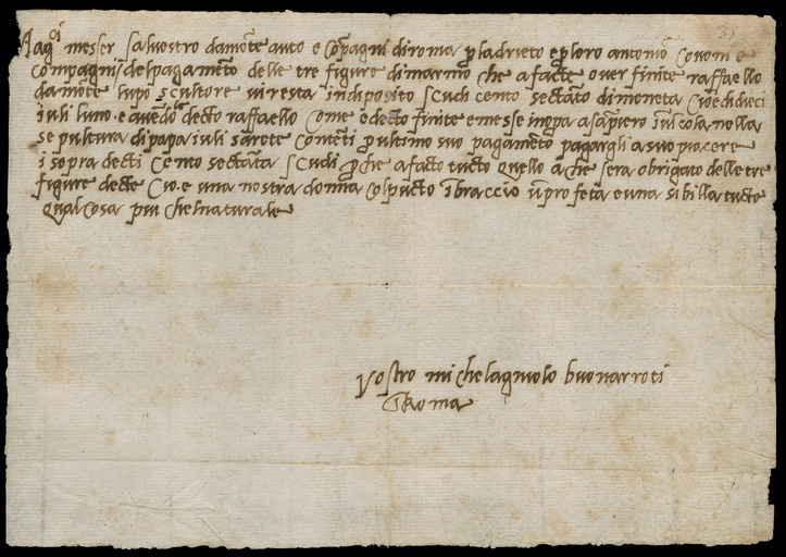 Italian Paleography at the Newberry   Newberry