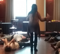 From an October 2016 Shakespeare Alive! workshop at the Newberry.
