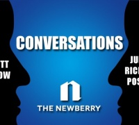 Conversations at the Newberry image