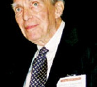 The late David Underdown, Yale University