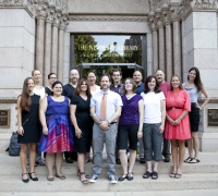 2012 NCAIS Summer Institute Participants