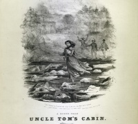 E.L. Loder and M.A. Collier. Eliza's Flight: A Scene From Uncle Tom's Cabin. Boston: Oliver Ditson, 1852.