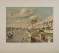 """Hubert Howe Bancroft, """"A Summer Day at the Exposition,"""" from The Book of the Fair, 1893"""