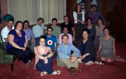 2013 Mellon Summer Institute in Spanish Paleography Participants