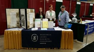 Newberry Booth Photo