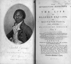 Intern reflects on researching Olaudah Equiano and the slave trade at the Newberry