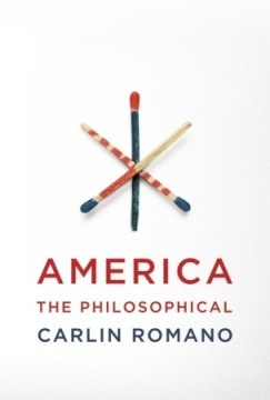 Cover image of America the Philosophical