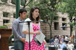 Chicago Students Organizing to Save Our Schools, Freedom of Speech Award Winners, 2013