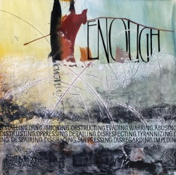 "Linda Hancock. ""Enough."" Entry for Exploration 2014"