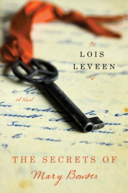 The Secrets of Mary Bowser cover