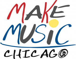 Make Music Chicago Logo