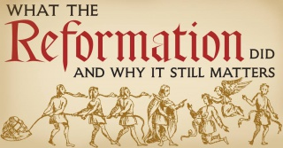 What the Reformation Did
