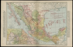 Atlas of the Mexican Conflict, Rand McNally and Company, 1914. folio RMcN Atlas .A564 1914