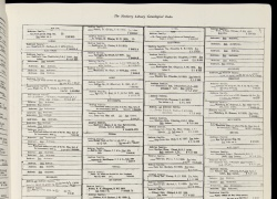 Newberry Library Genealogical Index. Local History Ref Z 5305 .U5 N48 1940.
