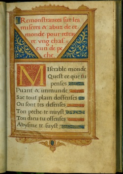 Christine de Pisan, 1537, Case MS 5326