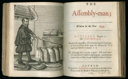 The Assembly Man, Written in the Year of 1647. Case Y 194 .785.