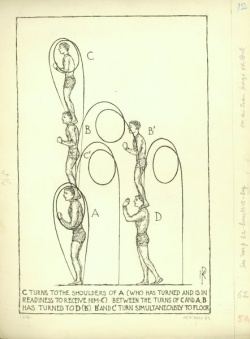 Illustration from the American Circus Collection