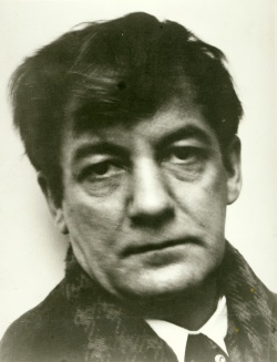 Alfred Stieglitz. Sherwood Anderson. 1923. Midwest MS Anderson Bx.108, Fl.#3470